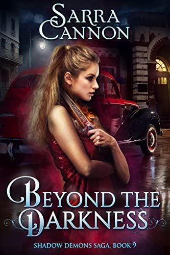 Beyond The Darkness The Shadow Demons Saga Book 9 product image
