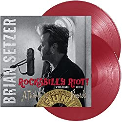 Rockabilly Riot: Volume One - Tribute to Sun Records-Vinyle Rouge