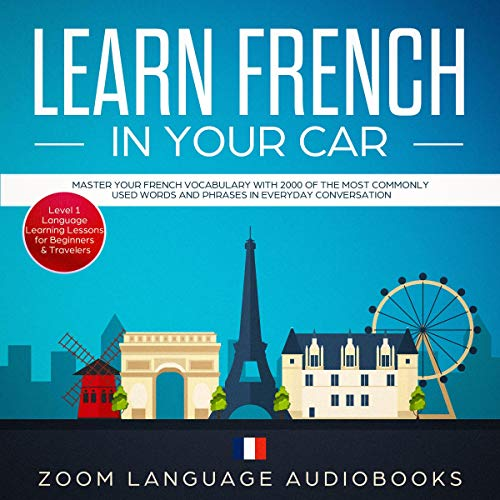 Learn French in Your Car cover art