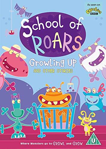 School Of Roars: Season One - Part One [Edizione: Regno Unito]