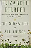 The Signature of All Things - Large Print Press - 24/06/2014