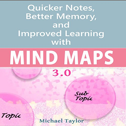 Mind Maps audiobook cover art