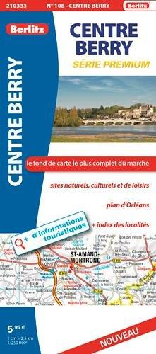 CENTRE-BERRY ROUTIERE ET TOURISTIQUE PREMIUM