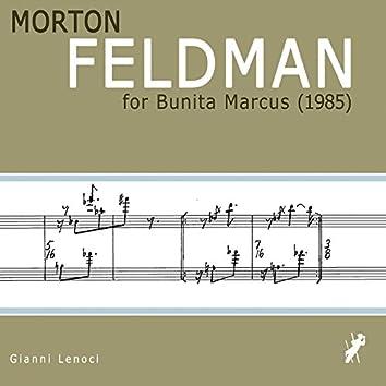 Morton Feldman - For Bunita Marcus (1985)