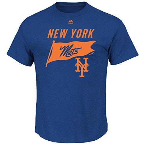 MLB T-Shirt New York Mets NY Again Next Year Shirt Tee Baseball (S)