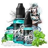 Concentré Shiva 30ml Arômes et Liquides sans Nicotine ni Tabac Green Edition