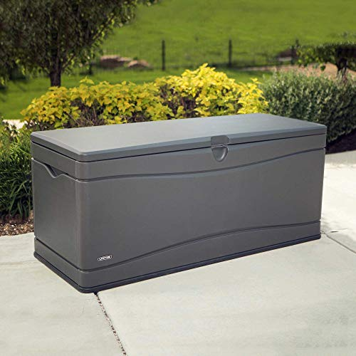 Lifetime 130-Gallon Deck Box Review