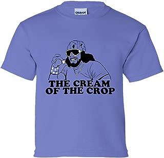 Youth Macho Man Randy Savage Cream of The Crop HQ Wrestling Tee Shirt