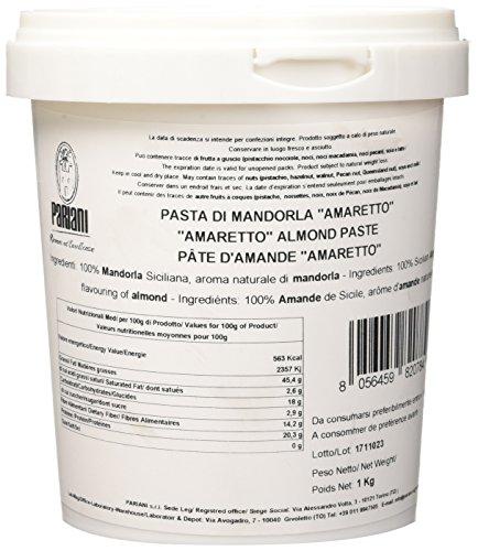 Pariani Pasta Di Mandorla Siciliana - 1000 G