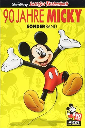Lustiges Taschenbuch 90 Jahre Micky Maus: Sonderband