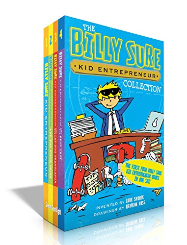 The Billy Sure Kid Entrepreneur Collection: Billy Sure Kid Entrepreneur; Billy Sure Kid Entrepreneur and the Stink Spectacular; Billy Sure Kid ... Billy Sure Kid Entrepreneur and the Best Test
