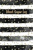 Blood Sugar Log: Diabetic Log book | Diabetes Log | Glucose Monitoring | Daily Readings Before &...