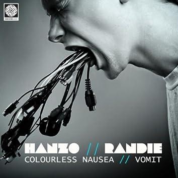 Colourless Nausea / Vomit