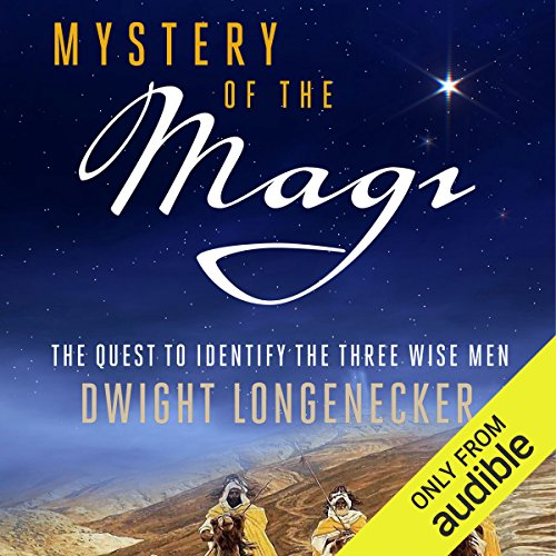 Mystery of the Magi audiobook cover art