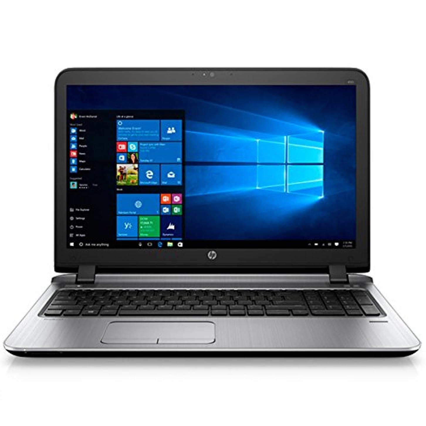代表医師散文HP(Inc.) 2RA24PA#ABJ HP ProBook 450 G3 Notebook PC i3-6100U/15H/4.0/500m/W10P/cam