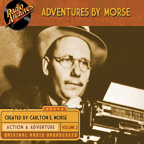 Adventures by Morse, Volume 2 audiobook cover art