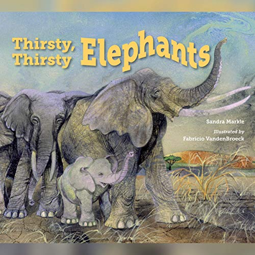 Thirsty, Thirsty Elephants cover art