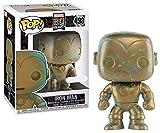 Funko POP! Marvel 80th Anniversary - Iron Man [Patina] # 498 - Target Exclusive