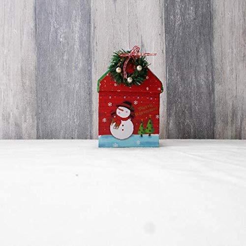 Kleines Wellness Set in Knusperhäuschen, Wichtelgeschenk, Kleines Weihnachtsgeschenk 3