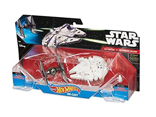 Mattel - Pack De 2 Vaisseaux Star Wars