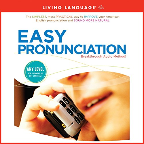Easy Pronunciation audiobook cover art