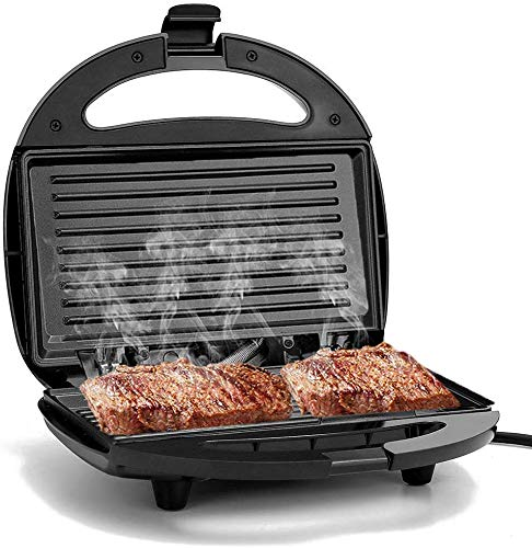 Lowest Price! FACAI Toast Grill Machine, Heating Speed ​​Toaster Home Automatic Small Multi-Func...