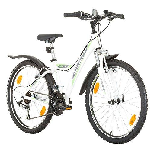 """Bicicleta de 24"""" modelo Cult de MTB"""