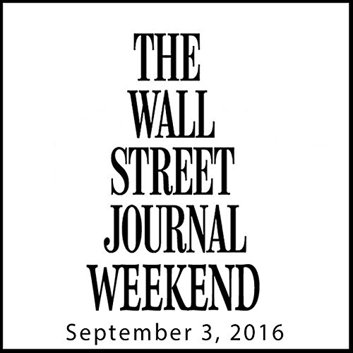 Weekend Journal 09-03-2016 audiobook cover art