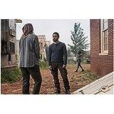 The Walking Dead Tom Payne as Jesus with Brett Butler...