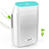 Hysure 2000ML Dehumidifier,Moisture Remover for Damp Air,Mold,Humidity in...