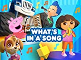 What's in a Song: