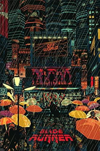YYAYA.DS Impresión de Lienzo Nueva película de Ciencia ficción Americana Harrison Ford póster de Arte de Pared Retro Impresiones decoración del hogar para habitación de Pared 60x90cm