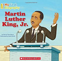 Martin Luther King Jr Biography kids