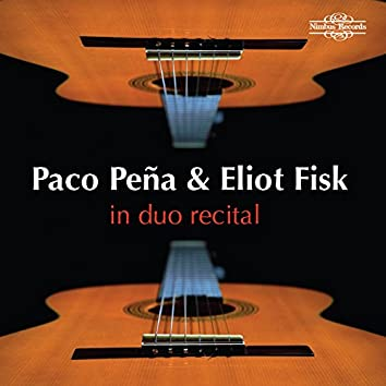 Paco Peña & Eliot Fisk in Duo Recital