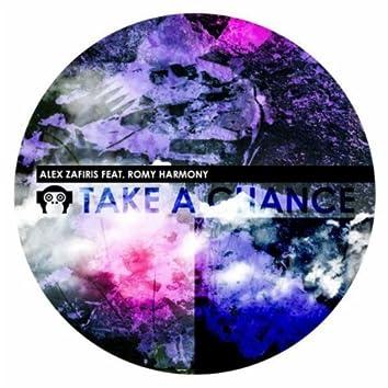 Alex Zafiris Feat. RomyHarmony -  Take A Chance