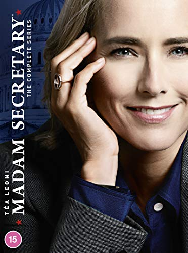 Madam Secretary - Season 1-6 (32 DVDs) (UK-Import)