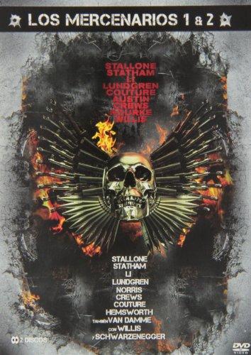 Pack Los Mercenarios 1 + 2 [DVD]