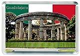 DreamGirl I251 Guadalajara Jumbo Imán para Nevera Mexico Travel Fridge Magnet
