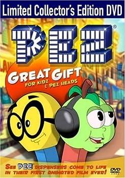 DVD Pez Book