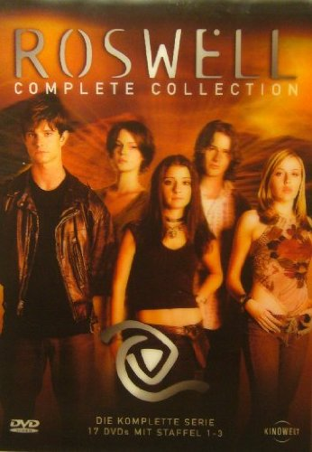 Roswell - Complete Collection (17 DVDs)