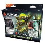Magic: The Gathering Arena Kit Principiantes, con 2 Barajas de Inicio y Tarjeta de código MTG Arena