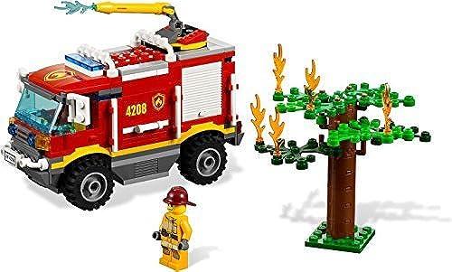 opciones a bajo precio LEGO City 4208 4208 4208 - Camión de Bomberos 4X4  ¡envío gratis!