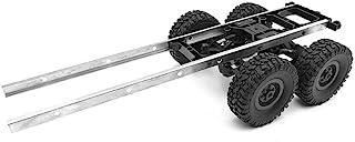 RC Chasis, Tanque de Aceite Chasis de Remolque para WPL B24 B16 B36 B36KIT Camión Militar RC Piezas de Automóviles DIY Accesorio