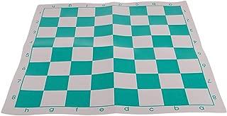 KESOTO 国際チェス 折りたたみ式 チェスボード チェス盤 チェスゲーム