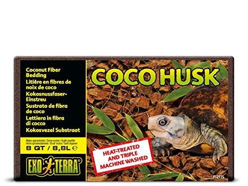 Terrarium Substrat Coco Husk