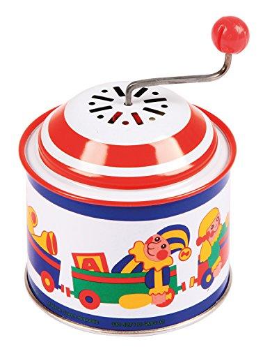 Bolz 52756 – La Musique Rotatif Boîte Boîte de Jeu, 7,5 x 10,5 cm