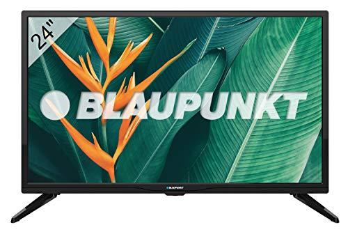 Blaupunkt LED HD TV, 61 cm 720p, DVB-T/T2/C/S2, H.265 und USB Multimedia, BN24H1032EEB ,24 Zoll