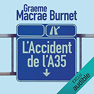 Couverture de L'accident de l'A35