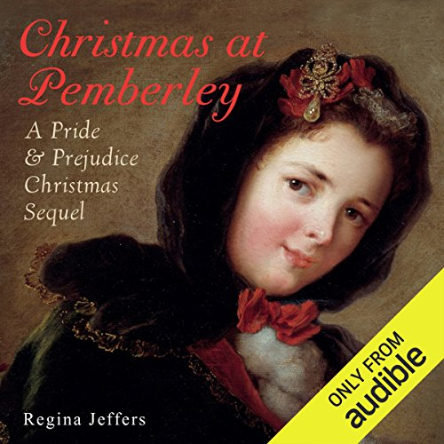 Christmas at Pemberley audiobook cover art