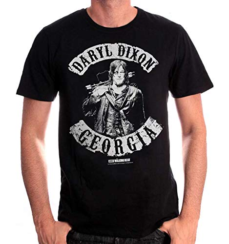 T-Shirt The Walking Dead - Daryl Georgia